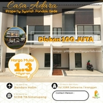 Casa Adara Residence - Exclusive Di Pinggir Jl. Raya Hankam Dilalui Angkutan Umum
