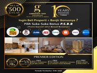Dijual - Apartemen Gunawangsa Tidar Surabaya
