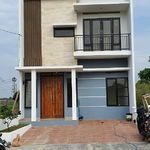 Rumah 2 lantai 700 jutaan Cibinong
