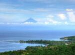 Lahan view pantai di Lombok