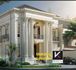 Forsale rumah mewah eksklusif strategis lokasi Jakarta Selatan Jagakarsa