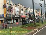 DIJUAL MURAH RUKO 3 LANTAI SUMMARECON GADING SERPONG HADAP JALAN UTAMA SEBRANG MALL