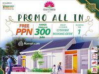 Dijual - Grand Dahlia Cluster di Citayam 360jt All IN Free PPN DP 20jt Ga bayar apa2 lagi