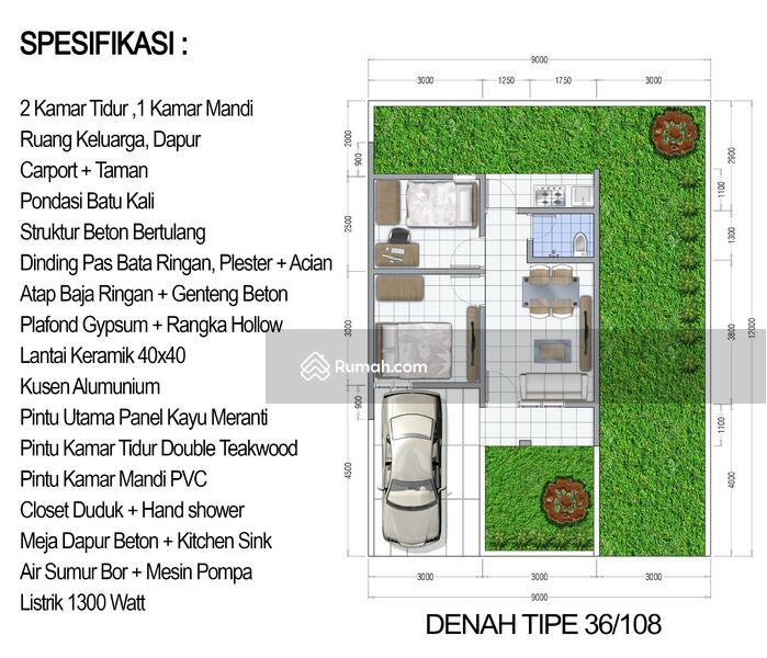 Rumah Baru Harga Turun di Metland Cileungsi 359jt 36/83 bulanan 3jt-an join income cuma 6,5jt #97040332