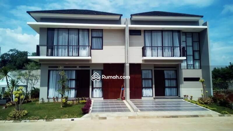 Rumah 2 Lantai Siap Huni Lokasi Keradenan Sukahati Cibinong Bogor #97074662
