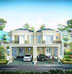 Rumah dgn View Danau, Munculkan Ide Briliant, di Podomoro Park Bandung