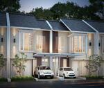 Dijual Murah Rumah 2 Lantai Cluster Green Village 14 Strategis Hanya 7 Menit Ke Stasiun LRT Ciracas