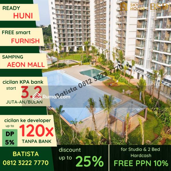 Apartment Sky House BSD+ (samoing AEON MALL) #107142054