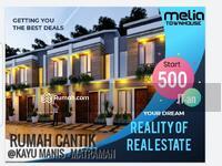 Dijual - Melia Town House Kayumanis