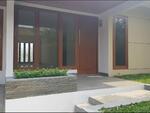Rumah baru renovasi di komplek perumahan Sumber Sari