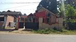 Rumah strategis pinggir Jl. Raya Pandeglang - Labuan, 160 m2