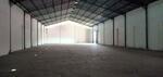 Disewakan Gudang Loss 944 m2, lantai cor, pintu tinggi, di Jl Gajahmada, Mojosari, Mojokerto