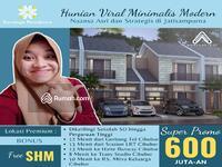 Dijual - Kenanga Residence - Rumah 2 Lantai Lokasi Strategis Jakarta Timur