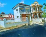 villa baru minimalis di tawangmangu