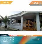 Rumah Besar Dijual Murah Tengah Kota. Siap Huni dan dekat Hotel Luminor