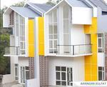 Rumah Mewah 2 Lantai Tengah Kota Malang