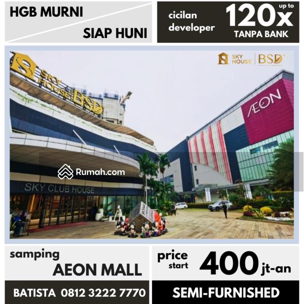 Apartment Sky House BSD+ (Samping AEON MALL) #110499566