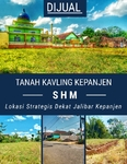 Tanah Kavling Nusa Indah Kepanjen