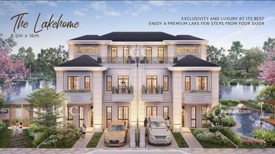 Dijual - 6 Bedrooms Rumah Lippo Karawaci, Tangerang, Banten