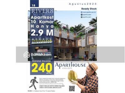 Dijual - Aparthouse River 8