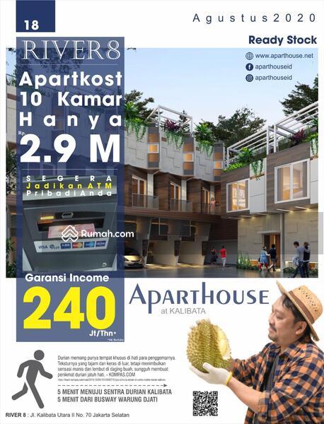 Aparthouse River 8 #97529742
