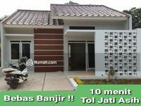 Dijual - Cukup Dp24jt Bisa Punya Rumah Terbukti Bebas Banjir Tidak Di acc Bank Uang Kembali 100%