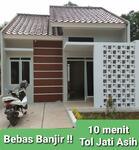 Cukup Dp24jt Bisa Punya Rumah Terbukti Bebas Banjir Tidak Di acc Bank Uang Kembali 100%