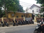 JUAL CEPAT  Rumah tua hitung tanah di Kemanggisan Jakarta Barat