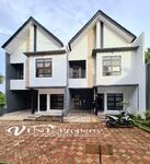 Townhouse Mewah 18 Unit Dekat Tol Desari▪︎Harga Mulai 1. 4 M-an▪︎Akses Jalan Lebar@Jagakarsa