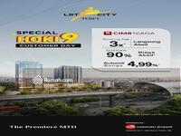 Dijual - Apartemen  Baru The Premier MTH LRT City Tebet  Seberang LRT  Station Cikoko