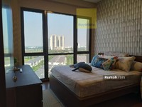 Disewa - HOT PROPERTY Apartemen 1BR Mewah Full Furnised di Apartemen Marigold BSD