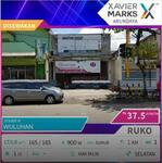 DISEWAKAN CEPAT Ruko Pinggir Jalan Lokasi Strategis Daerah Wuluhan