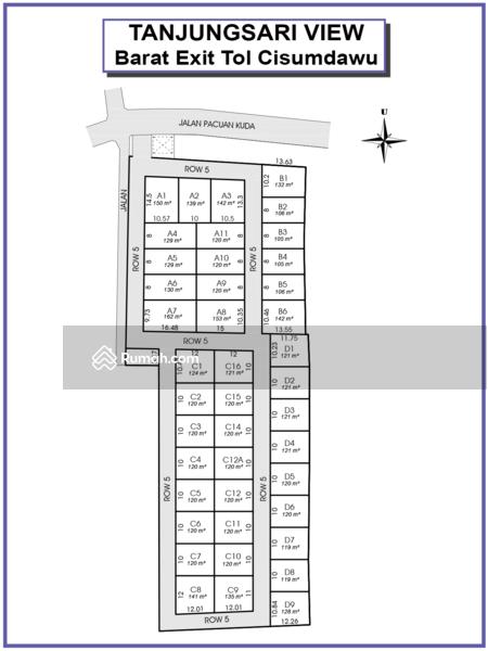 Dijual Kapling Perumahan Siap Bangun 10 Menit UNPAD Jatinangor: Diskon 25% #97805934