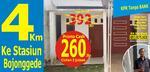 Dijual murah siap huni deket stasiun krl bojonggede Skema KPR Tanpa Bank #01