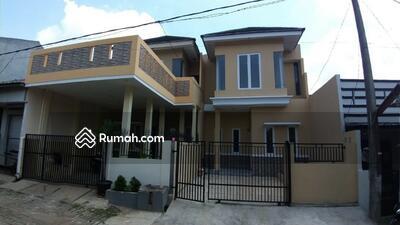 Dijual - Rumah 2lantai SHM selangkah ke pintu tol jati asih siap huni