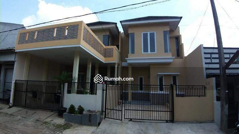 Rumah 2lantai SHM selangkah ke pintu tol jati asih siap huni #97881114