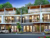 Dijual - Rumah cluster smart home di Jatiasih 3lantai