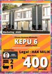 Rumah Murah di Kepu 6 Kemayoran Jakarta Pusat , Lokasi Strategis Harga Apartemen