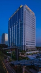 The Luxury and Greatest Office Building of OLEOS PLAZA 1 at Jl. TB Simatupang, Jakarta Selatan