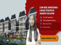 Dijual - Apartemen Jakarta Selatan Apple 3 Condo Vila