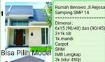 Rumah Jl. Rejosari Benowo ( samping SMPN 14 ) Surabaya