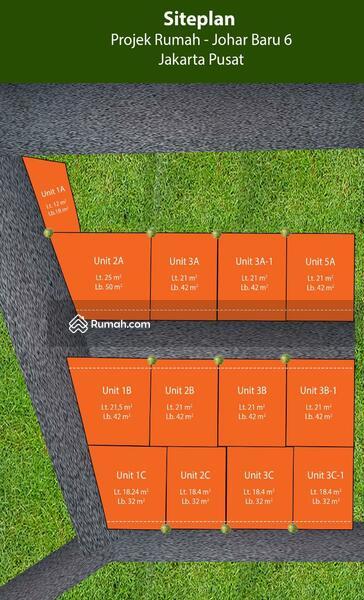 Rumah Murah Johar Baru Jakarta Pusat #97988860