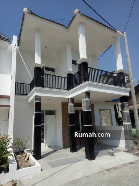 Dijual Cepat Rumah Baru Dua Lantai Cantik Istimewa Free Design , Disc. 20 Jt #98003314