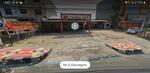 Disewakan bangunan ex resto, di jl diponegoro telukbetung