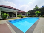 For Rent Town House at Cipete with Pool & Semi Furnished HSE-A0486