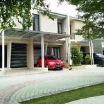 Rumah Baru dlm cluster Promo cashback  150jt  di D'Secret Garden, Jagakarsa