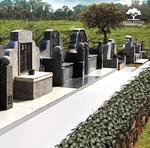 Makam Keluarga Konsep Taman Modern
