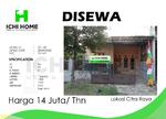 Disewa rumah siap huni citra raya Cikupa Tangerang