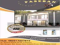 Dijual - JL. Kramat Sawah Paseban