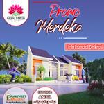 Cluster Exclusive di Pusat Kota Depok Harga 600 Jutaan tersedia Kolam Renang, Masjid, Taman Bermain